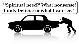 Spiritual.Need
