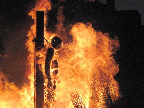 burned-at-stake